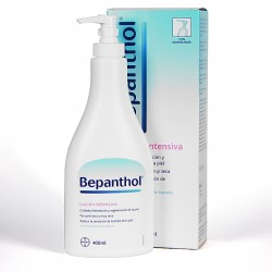 Bepanthol Loción Intensiva. 400 mL