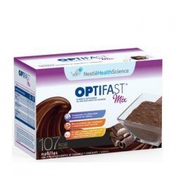 Optifast Mix Natillas con Pepitas. 7 Sobres
