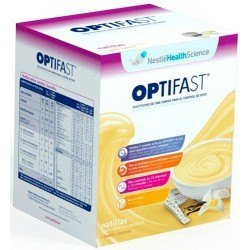 Optifast Natillas Vainilla. 9 Sobres