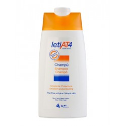 Leti AT-4 Champú. 250 mL