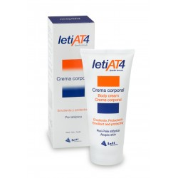 Leti AT-4 Crema Corporal. 200 mL
