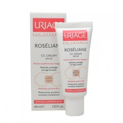 Roseliane CC Creme SPF 30 Uriage. 40 mL