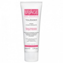 Tolederm Piel Hiperreactiva Uriage. 50 mL