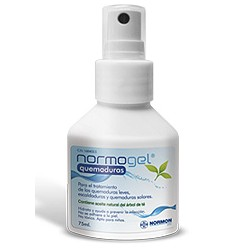 NORMOGEL QUEMADURAS 75ML