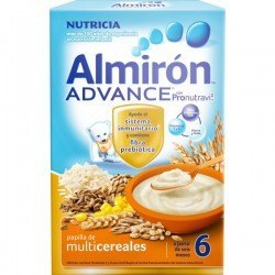 Almiron Advance Multicereales. 500 gr