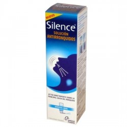 Silence Spray Antirronquidos. 50mL