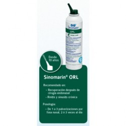 Sinomarin ORL Spray. 200 mL. Agua de Mar
