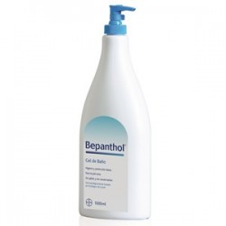 Bepanthol Gel de Baño. 1000 mL