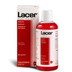 Colutorio Lacer. 500 mL