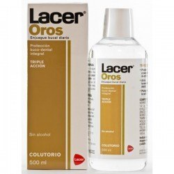 Colutorio Lacer Oros. 500 mL