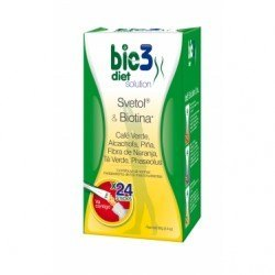 Bie 3 Diet Solution. 24 sobres solubles