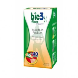 Bie 3 Fibra con Frutas Solution. 40 Sobres Solubles