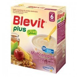 Blevit Plus Multicereales con Frutos Secos. 600 gr