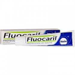 Pasta Dental Fluocaril Noche. 125 mL