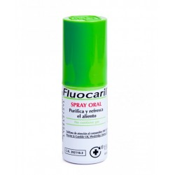 Spray Fluocaril. 15 mL
