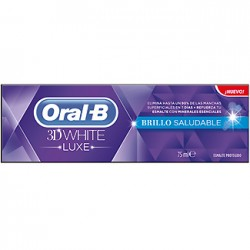 Pasta Oral B 3D White Brillo Saludable