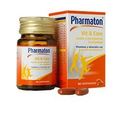 PHARMATON VIT & CARE. 30 COMPRIMIDOS