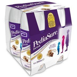 Pediasure Drink. 4x200 mL