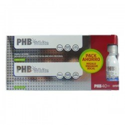Pack Pasta PHB White 2x100 mL + Enjuague