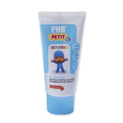 Gel Dentífrico PHB Infantil Petit. 2 años. 50 mL