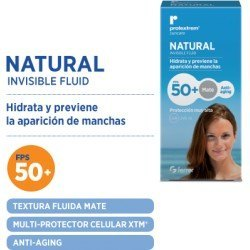 Protextrem Natural SPF50. 50 mL